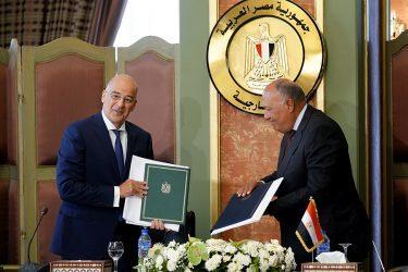 Υπουργός Εξωτερικών της Σαουδικής Αραβίας: Εξαιρετική η συμφωνία Ελλάδας – Αιγύπτου