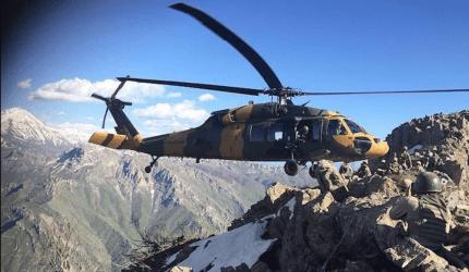Ιράκ: Το PKK κατέρριψε τουρκικό ελικόπτερο στο ιρακινό Κουρδιστάν