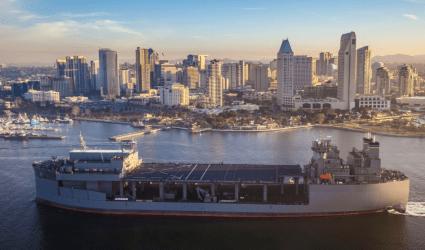 Έρχεται πλωτή βάση των ΗΠΑ – Το ανακοίνωσε ο Τζέφρι Πάιατ
