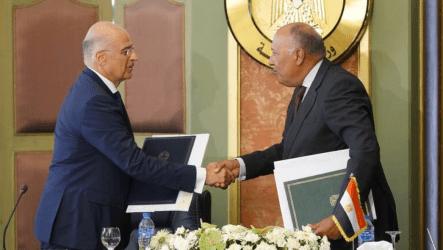 Αίγυπτος: Εγκρίθηκε από επιτροπή του Κοινοβουλίου η συμφωνία οριοθέτησης θαλασσίων ζωνών με την Ελλάδα