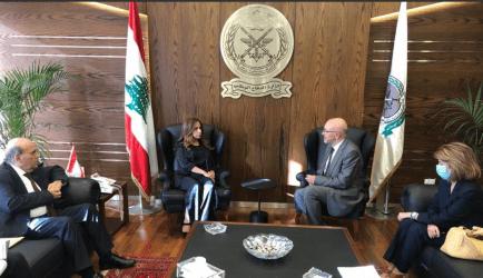 Στον Λίβανο ο υφυπουργός Εξωτερικών Κ. Φραγκογιάννης – Πληροφορίες για μια Ελληνίδα νεκρή