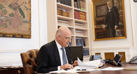 Ο Νίκος Δένδιας δεν επικοινώνησε και δεν ενημέρωσε μόνο τον Αλβανό ΥΠΕΞ