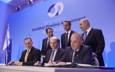 Αθήνα – Κάιρο συμφώνησαν για ΑΟΖ και χτίζουν «τείχος» στον EastMed