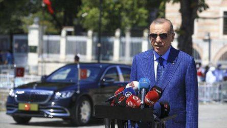 Ερντογάν: Μια «φόρμουλα επωφελή για όλους» στην Ανατολική Μεσόγειο