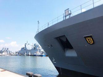 «IRINI»: Η Άγκυρα εμπόδισε τον έλεγχο ύποπτου τουρκικού πλοίου από Γερμανική φρεγάτα