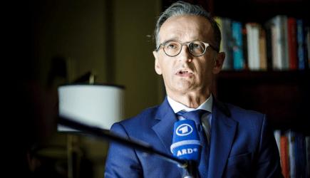 Χάικο Μάας: Πειπεισμένος ότι θα βρεθεί λύση στο αδιέξοδο μετά το Ουγγρικό/Πολωνικό Βέτο