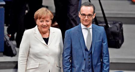 Το Βερολίνο δεν αναγνωρίζει τον Λουκασένκο ως πρόεδρο της Λευκορωσίας