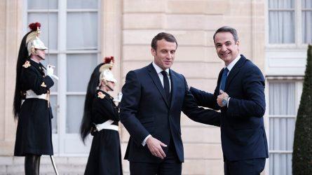 Πρωθυπουργός: Ο Εμμανουέλ Μακρόν είναι αληθινός φίλος της Ελλάδας