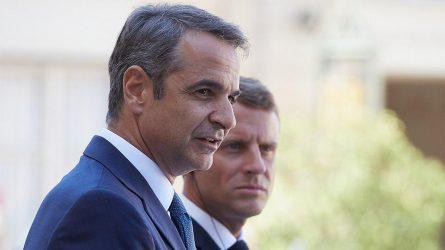 Επικοινώνησε με Μακρόν ο Έλληνας Πρωθυπουργός – Σε λίγη ώρα και με τον Σίσι