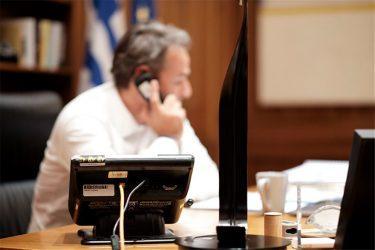 Πρωθυπουργός σε Μενέντεζ: Ανυπομονώ να επιδιώξουμε από κοινού ειρήνη και σταθερότητα στην Αν. Μεσόγειο
