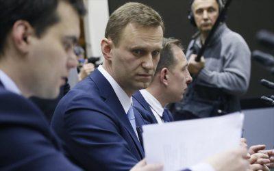 Ο Ναβάλνι κατηγορείται από τις Ρωσικές αρχές για «απάτη σε μεγάλη κλίμακα»