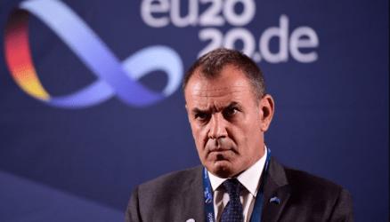 Υπουργός Άμυνας σε Στόλτενμπεργκ: Επιζήμια η πολιτική ίσων αποστάσεων του ΝΑΤΟ