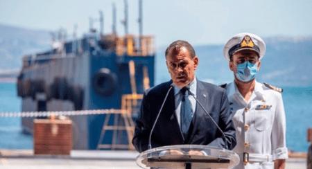 Υπουργός Άμυνας: Οι Ένοπλες Δυνάμεις εξασφαλίζουν ότι αυτή η χώρα δεν απειλείται από πουθενά