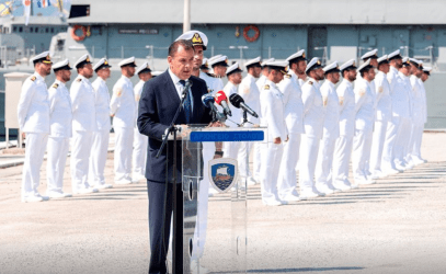 Νίκος Παναγιωτόπουλος: Η ενίσχυση των Ενόπλων Δυνάμεων αποτελεί στρατηγική επιλογή μας