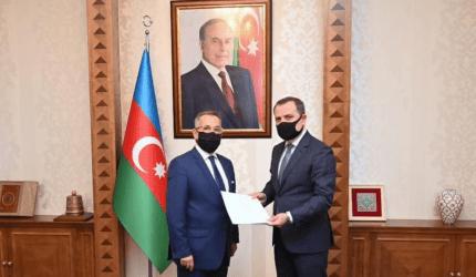 Ο Νίκος Πιπερίγκος νέος πρέσβης στο Αζερμπαϊτζάν