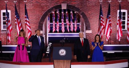 Τραμπ: Ο Μπάιντεν θέλει να γίνει ο «νεκροθάφτης του μεγαλείου της Αμερικής»