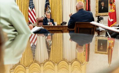 Από τον Λευκό Οίκο θα απευθυνθεί ο Ντόναλντ Τραμπ στη Γενική Συνέλευση του ΟΗΕ