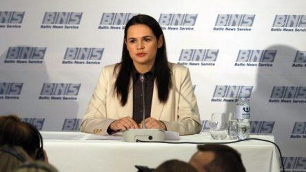 Σβετλάνα Τιχανόφσκαγια: Ο Πούτιν πρέπει να σεβαστεί την κυριαρχία της Λευκορωσίας