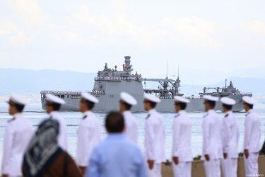 ΕΡΤ: Τουρκική φρεγάτα στόχευσε με τα όπλα της Ελληνική