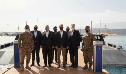 Γιώργος Γεραπετρίτης: Οι ΗΠΑ πήραν σαφή θέση υπέρ της Ελλάδας