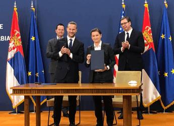 Οικονομική ανάπτυξη και ευημερία υποσχέθηκε Αμερικανική κρατική αντιπροσωπεία στην πολιτική ηγεσία της Σερβίας