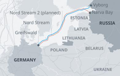 Πολωνία: Να σταματήσει το Βερολίνο την κατασκευή του Nord Stream 2