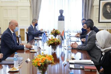 ΥΠΕΞ ΗΑΕ: Κοινός σκοπός Ελλάδας και Ηνωμένων Αραβικών Εμιράτων είναι η ειρήνη και ασφάλεια στην περιοχή