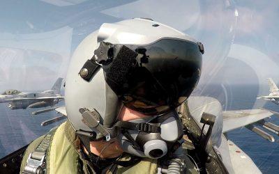 Κοινή αεροναυτική άσκηση Ελλάδας – ΗΑΕ