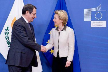 Ούρσουλα φον ντερ Λάιεν σε Ερντογάν: Αν δεν τερματιστούν οι παράνομες ενέργειες στην ΑΟΖ της Κύπρου θα ληφθούν μέτρα
