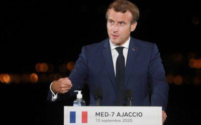 Γαλλία για Ανατολική Μεσόγειο και Τουρκία: Όλες οι επιλογές είναι ανοιχτές