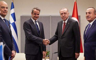 Ο διάλογος με την Τουρκία θα ξεκινήσει όταν υπάρχει Διπλωματική και Στρατιωτική ισορροπία