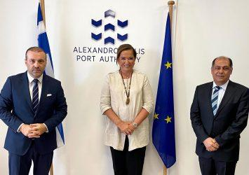 Ο ρόλος της Αλεξανδρούπολης στην πολιτική ΝΑΤΟ και ΗΠΑ ενισχύει την προσπάθεια της Διακομματικής