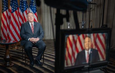 Μάικ Πομπέο: Η νέα έδρα της Αλ Κάιντα είναι στο Ιράν