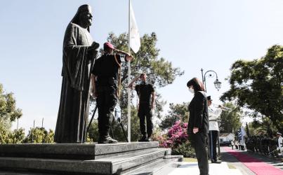Πρόεδρος Δημοκρατίας: Ελλάδα και Κύπρος έχουν αρραγές και ενιαίο διπλωματικό μέτωπο