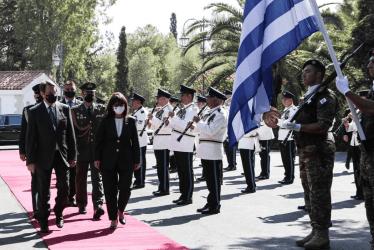 Πρόεδρος της Δημοκρατίας: Ελλάδα και Κύπρος προσβλέπουν σε εποικοδομητική μεταστροφή της Τουρκίας