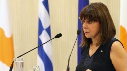 Πρόεδρος Δημοκρατίας από την Κύπρο: Εξαιρετικά σημαντικό το έργο της Διερευνητικής Επιτροπής Αγνοουμένων