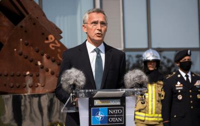 Ο Γενικός Γραμματέας του ΝΑΤΟ  χαιρέτισε την έναρξη των ενδοαφγανικών ειρηνευτικών συνομιλιών