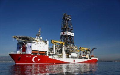 Η Τουρκία στέλνει ένα δεύτερο πλωτό γεωτρύπανο στη Μαύρη Θάλασσα