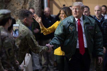 Ο Αμερικανός Πρόεδρος θα ανακοινώσει επιπλέον αποχώρηση στρατιωτών από το Ιράκ