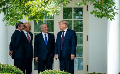 Λευκός Οίκος: Οι «Συμφωνίες του Αβραάμ» ένα ακόμη ιστορικό βήμα για την ειρήνευση στη Μέση Ανατολή