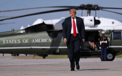 Λευκός Οίκος: Ο πρόεδρος Τραμπ θα αποδεχτεί το αποτέλεσμα «ελεύθερων και δίκαιων εκλογών»
