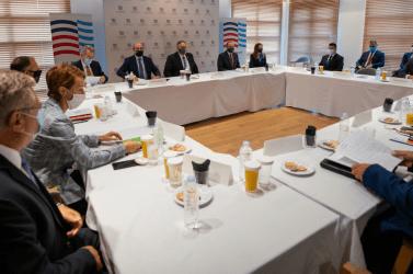 Στην Βόρεια Ελλάδα «παρέδωσαν» σήμερα τα Βαλκάνια την Ασφάλεια τους σε Ενέργεια και Κυβερνοασφάλεια
