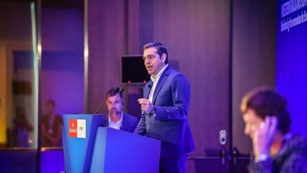 Πρώην πρωθυπουργός στο συνέδριο του Economist: Ο Φρανσουά Ολάντ βοήθησε την Ελλάδα χωρίς να περιμένει ανταλλάγματα
