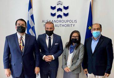 Επιτετραμμένος Αμερικανικής πρεσβείας για την Αλεξανδρούπολη: Ένας πραγματικός προμαχώνας για τη ΝΑΤΟϊκή συμμαχία