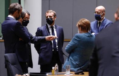 Υπό παρακολούθηση η Τουρκία από την ΕΕ μετά την συμφωνία των Βρυξελλών