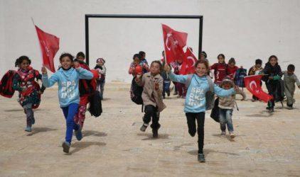 Η Άγκυρα χτίζει «Μικρές Τουρκίες»