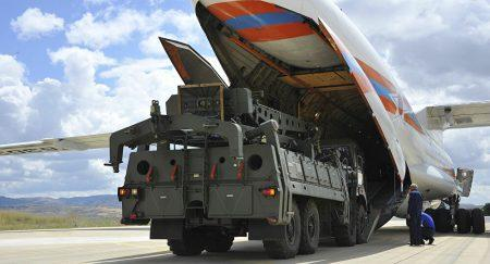 Πραγματοποίησε την πρώτη δοκιμή των S-400 η Άγκυρα – Αναμένεται αντίδραση ΝΑΤΟ και ΗΠΑ