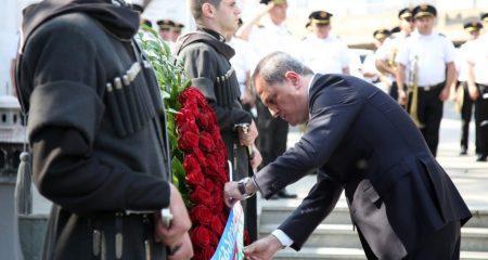 Στη Γενεύη ο Υπουργός Εξωτερικών του Αζερμπαϊτζάν για συνομιλίες με την Ομάδα του Μινσκ