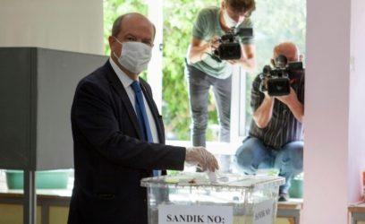 Κύπρος κατεχόμενα: Σε δεύτερο γύρο οδηγούνται οι παράνομες «προεδρικές» εκλογές
