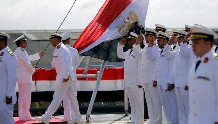 Το ναυτικό της Αιγύπτου περνά τον Βόσπορο και στέλνει ένα έμμεσο μήνυμα στην Άγκυρα